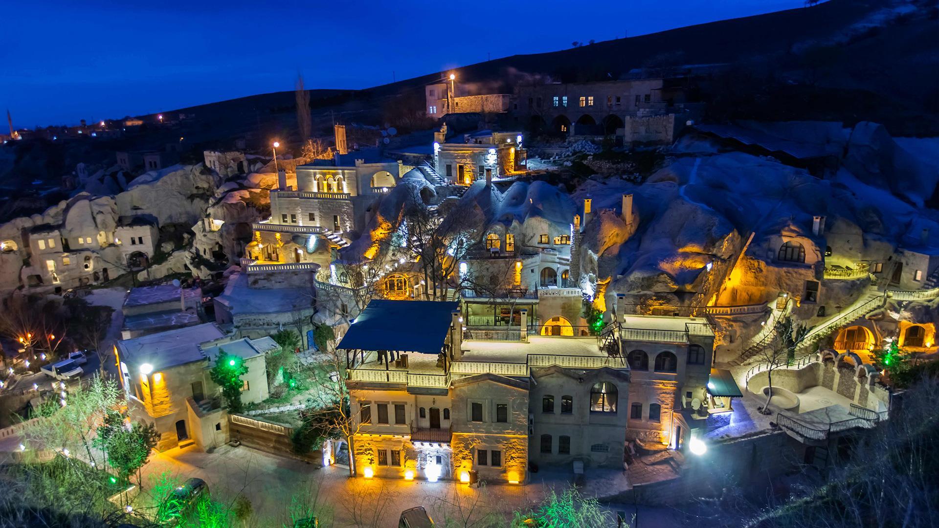 Gamirasu Cappadocia Cave Hotel 220 Rg 252 P G 246 Reme Hotels